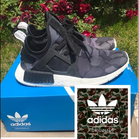 Adidas zapatos original poshmark NMD XR1 Camo